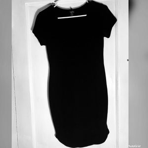 Rue21 Black Mini Dress